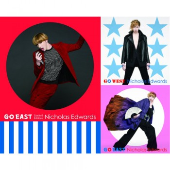 Nicholas Edwards Go East:West Album